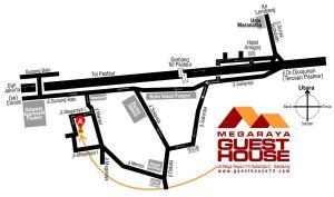 Jl. Mega Raya I / 74 (Masuk dari Jl.Mentor, arah Gunung Batu) Bandung